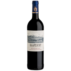 Estate Red - 2017 - Kaapzicht - Südafrikanischer Rotwein