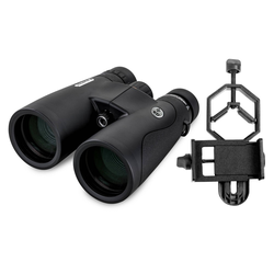 Celestron Nature DX 10x50 ED Binoculars with Basic Smartphone Adapter