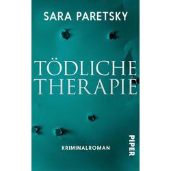 Tödliche Therapie: eBook von Sara Paretsky