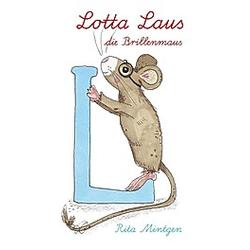 Lotta Laus  die Brillenmaus. Rita Mintgen  - Buch