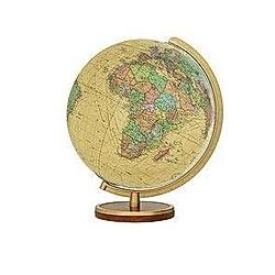 Columbus Globen: Columbus Royal Leuchtglobus Tischmodell - Buch