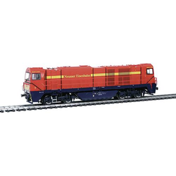 Mehano 8812 H0 Diesellok G2000 BB Neusser Eisenbahn