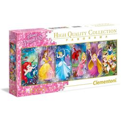 Clementoni® Puzzle Disney Princess, 1000 Puzzleteile