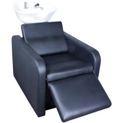 1974 RŸWa GROSSETO Sockel: wei§, Sitz: schwarz, Becken: wei§, 11cm