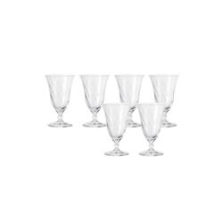 LEONARDO Glas Wasserglas 6er-Set Volterra (6-tlg)