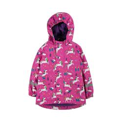 frugi Regenjacke Regenjacke PUDDLE für Mädchen (recycelt)