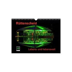 Rüttenscheid (Wandkalender 2021 DIN A4 quer)