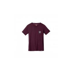 Tshirt FALLEN - Re Edit Tees Bordeaux (BORDEAUX) Größe: S