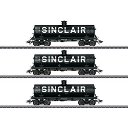 Märklin 45664 H0 3er-Set US-Kesselwagen der Sinclair Oil