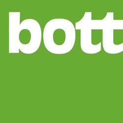 Bott 41203004.08V Arbeitsplattenabschluss (B x H x T) 15 x 85 x 750mm