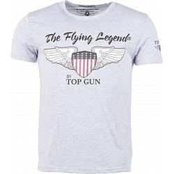 Top Gun Gamestop T-Shirt Herren - Grau - XXL