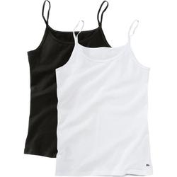 Hemd, schwarz, Gr. 152/158 - 152/158 - schwarz