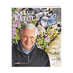 Natur mit Latour. Hanspeter Latour  - Buch