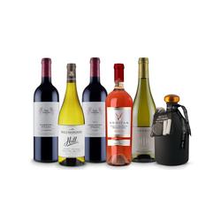 Barbeque Wine Box - 6 Weine die Ihren Grill unvergesslich machen