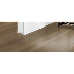 Vinylteppich Selbstklebender Vinylboden, HTI-Line, Höhe 1.50 mm braun