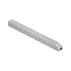 Ersatz-Vergleichstab für POLDI Abmaße 12,5x12,5x150 mm