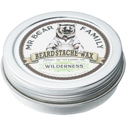 Mr Bear Family Wilderness Bartwachs 30 ml