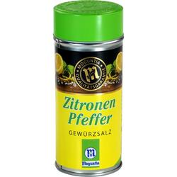 Zitronen Pfeffer Gewürzsalz - Moguntia