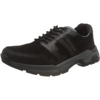 CAMEL ACTIVE Herren Cirrus Sneaker, Black/Grey, 43 EU