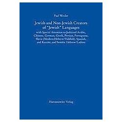 Jewish and Non-Jewish Creators of