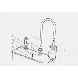 Bezzera Kit Wasserfilter