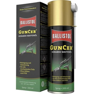 Ballistol 22166 GunCer Waffenöl 200ml