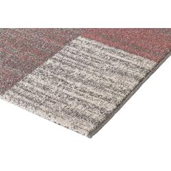 Teppich in Pastellfarben rosa ca. 80/150 cm
