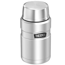 Thermos KING FOOD JAR - Thermokanne - grau