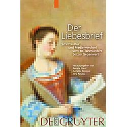 Der Liebesbrief - Buch