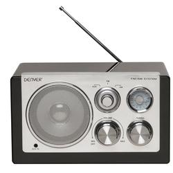 Denver TR-61 BLACK Audio-System (UKW/MW Radio)