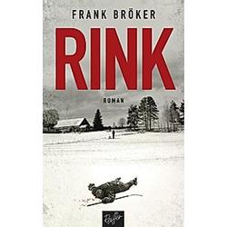 RINK. Frank Bröker  - Buch