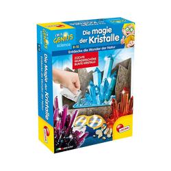 Lisciani Lernspielzeug Kleines Genie - Die Magie der Kristalle