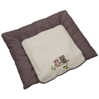 Be Collection Be Be 's Collection Wickelauflage Eulen rosa 85 x 70 cm