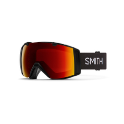 Smith - I/O Black Chromapop Sun Red Mirror - Skibrillen
