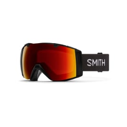 Smith - I/O Black Chromapop Sun Red Mirror - Skibrillen