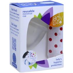 Ladycup L Menstruationstasse Groß