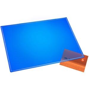 Läufer 32629 Durella Transluzent Schreibunterlage, 40 x 53 cm, transparent