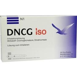 DNCG ISO Lösung für einen Vernebler 100 ml