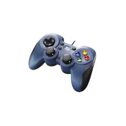 Logitech F310 Gamepad PC Schwarz Blau 1.8m USB (940-000135)