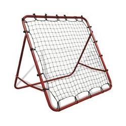 Fußballtornetz Einstellbar 100 x 100 cm VD32121