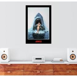 Posterlounge Wandbild, Der Weiße Hai 2 - Wasserski 40 cm x 60 cm