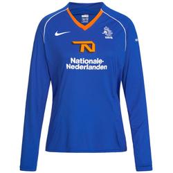 Damska koszulka treningowa z długim rękawem Niderlandy Nike 239622-493 - S
