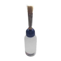 Dichtstoff Klebstoff Primerflasche PE Flasche mit Pinsel 125ml
