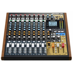 Mischpult Tascam Model 12