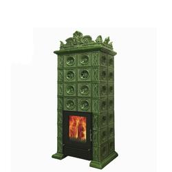 Warmluftkachelofen | Barock | 12 kW | SET