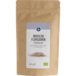 FLOHSAMEN INDISCH gemahlen Bio Pulver 160 g