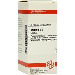 DROSERA D 6