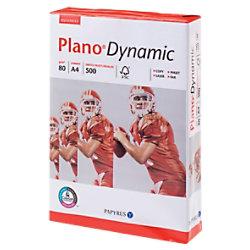 PlanoSpeed 4-fach gelochtes Kopier-/ Druckerpapier DIN A4 80 g/m² Weiß 500 Blatt