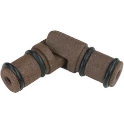 Gardinenbefestigungen Ersatzteile Gelenkverbinder, Eckverbinder