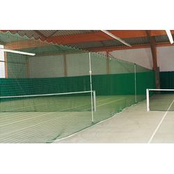 Tennisplatz Trennnetz STANDARD, Grün, 40 x 2,5 m